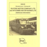 MM5B Gilford Motor Company Ltd and Wycombe Motor Bodies Ltd (Additional Information)