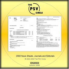 EN2002 2002 News Sheet CD-Rom