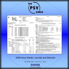 EN2006 2006 News Sheet CD-Rom
