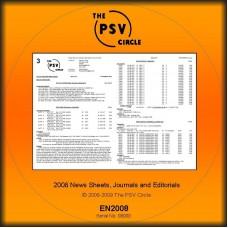 EN2008 2008 News Sheet CD-Rom