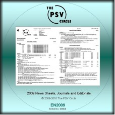 EN2009 2009 News Sheet CD-Rom