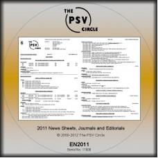 EN2011 2011 News Sheet CD-Rom