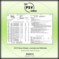 EN2013 2013 News Sheet CD-Rom
