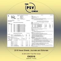 EN2016 2016 News Sheet CD-Rom