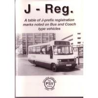 J-REG J-Prefix Registration Marks