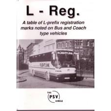 L-REG L-Prefix Registration Marks