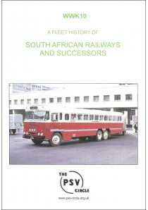 WWK10 South African Railways and Successors