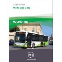 WWK104 Malta & Gozo (5th edition)