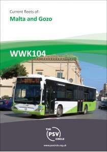 WWK104 Malta & Gozo (5th edition)