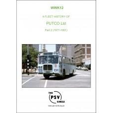 WWK12 Putco Ltd. Part 2 (1977 - 1981)