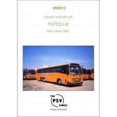 WWK13 Putco Ltd. Part 3 (From 1982)