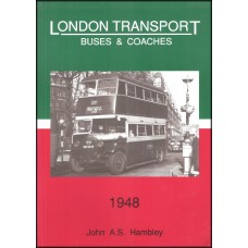 London Transport Buses & Coaches 1948