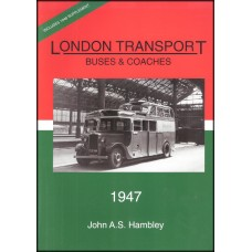 London Transport Buses & Coaches 1947